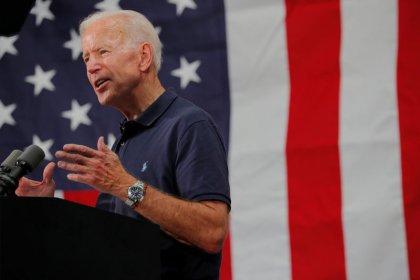 Joe Biden compara a Trump con el segregacionista George Wallace