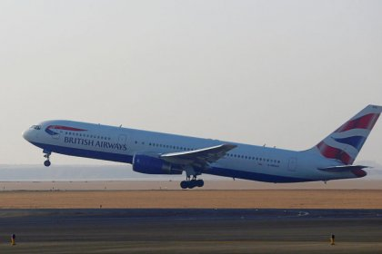 British Airways suspend ses vols vers Le Caire