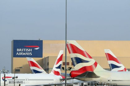 British Airways suspends flights to Cairo for seven days: statement