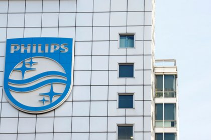 Philips second-quarter sales growth beats expectations
