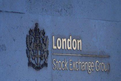 ECB, Fed rate cut hopes lift global stocks, sterling sags