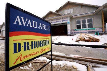 D.R. Horton profit rises 4.6%