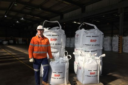BHP boosts nickel reserves by 77%, gears up for EV market