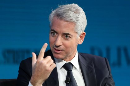 Ackman's Pershing Square exited ADP and UTX investments: source