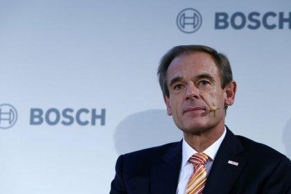 Bosch sees sales stagnating in 2019: CEO in Sueddeutsche Zeitung