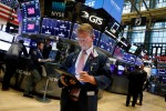 Wall Street sinks as U.S. bond market stokes recessionary fears