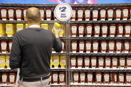 Kraft Heinz books more than $1 billion in charges, first-half profit slumps