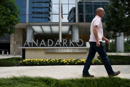 Anadarko shareholders go for the cash in Occidental buyout