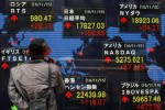 Gains for Asian shares capped by fresh trade jitters, China stocks fall