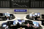 European shares edge higher as investors tread lightly