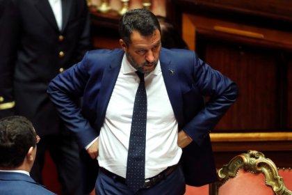 Marcucci (Pd): governo, Salvini lasci Viminale, su crisi decide Mattarella