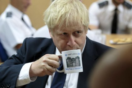 Johnson says Britons want Brexit, not an election