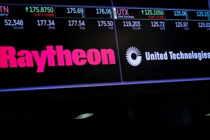 U.S. antitrust unit seeks additional information from United Tech, Raytheon