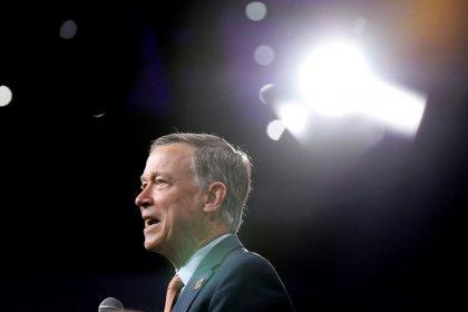 Democratic former Colorado Governor Hickenlooper drops 2020 White House bid