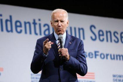 Factbox: Two Republicans, 23 Democrats vie for presidential nomination