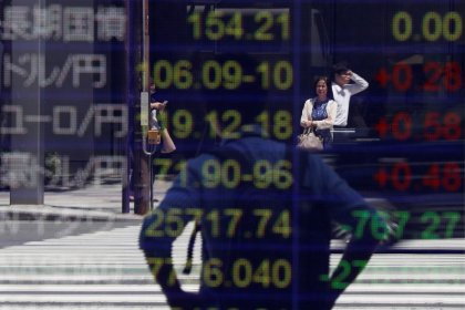 Asia shares take heart in stimulus speculation