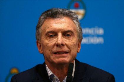 Mercados argentinos têm recuperação moderada em meio a crise
