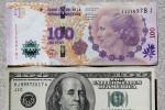 Peso argentino cai 17,6% na semana em meio à crise financeira