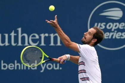 Tennis: Gasquet sets up Cincy semi-final with Goffin