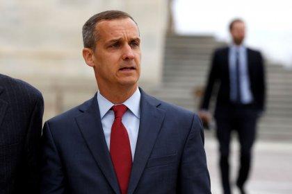 Ex-Trump campaign chief Lewandowski says 'happy' to testify before Congress