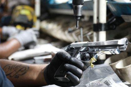 Taurus inicia produção em fábrica na Geórgia
