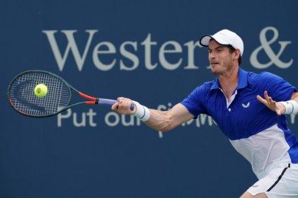 Murray to face Sandgren in Winston-Salem Open first round