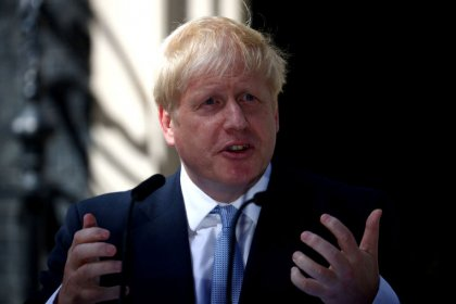 Parliament cannot stop Brexit, Johnson to tell Macron and Merkel