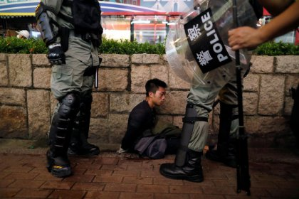 Hong Kong readies for further protests after huge, peaceful rally