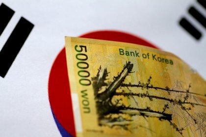 韓国の短期対外債務、対外貨準備比が約5年ぶり高水準