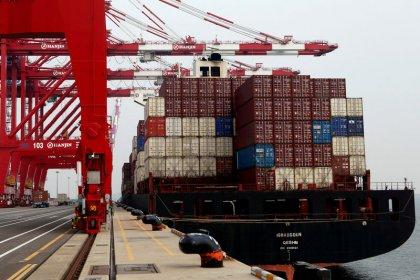 韓国、8月1─20日の輸出は前年比13.3%減 半導体輸出は29.9%減
