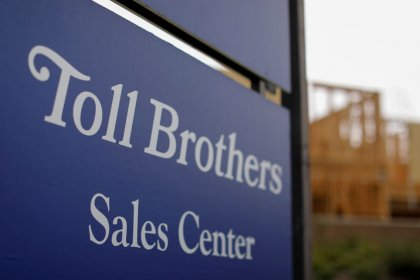 Toll Brothers shares sink as California demand dwindles amid trade war