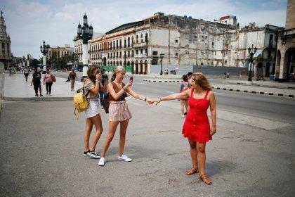 キューバへの渡航、7月は前年比23.6%減 米国の渡航制限強化で