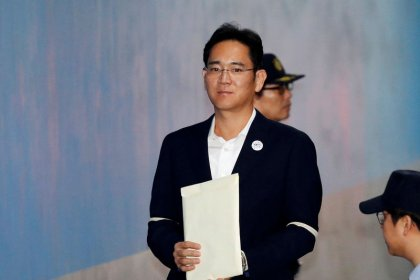 South Korea's top court to rule on Samsung heir's bribery case on August 29: YTN
