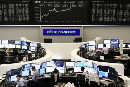 AQR, Marshall Wace lead hedge funds to benefit from Europe bank slide