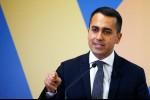 Di Maio: crisi, senza taglio parlamentari non c'è accordo con Pd