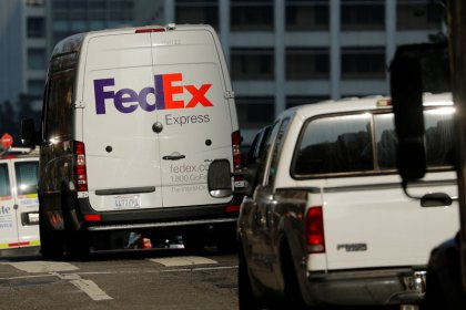Answering Trump, UPS, FedEx and USPS say they already fight illegal drug shipments