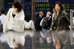 Shares skid as trade war deepens, fuels bond rush