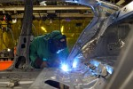 U.S. manufacturing shrinks for first time in three years