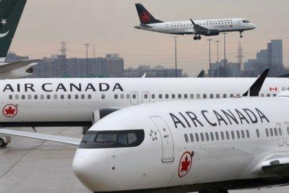 Air Canada files challenge over Onex's C$3.5 billion buyout of rival WestJet