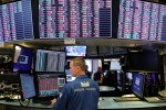 Wall St. rises as strong Chinese data eases growth worries