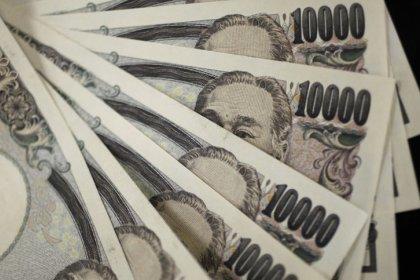 Iene se desvaloriza com menor tensão global; libra avança