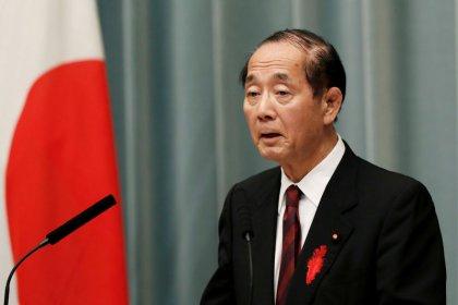 وزير البيئة: اليابان قد تتخلص من مياه مشعة في المحيط الهادي