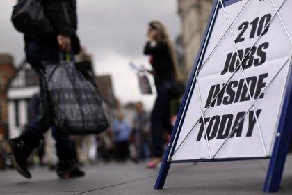 Grande-Bretagne: Hausse des salaires de 4%, du jamais vu depuis 2008