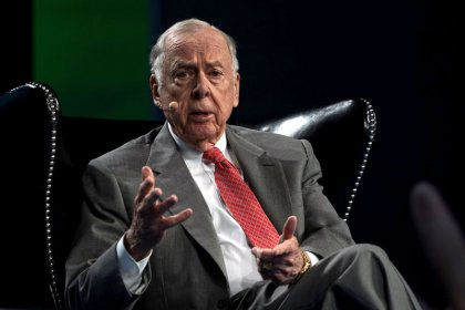 'Oracle of oil' T. Boone Pickens dies at 91