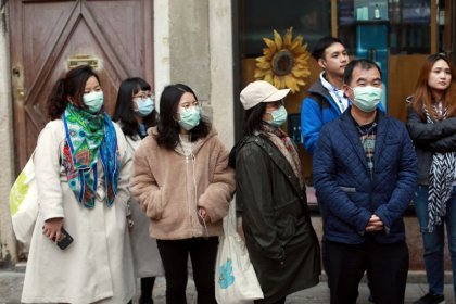 Oil prices fall 2% on demand concerns as coronavirus spreads outside China