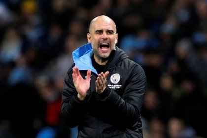 Guardiola wants Man City to show 'personality' against Real Madrid