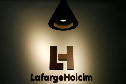 LafargeHolcim sees 3-5% sales growth in 2020 despite China slowdown