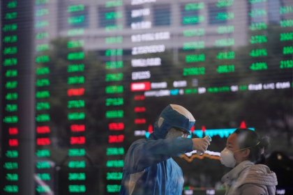 Após 2 fortes quedas, Ibovespa fechaem alta de 0,15%