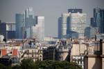 Euro zone business activity resumes growth in July
