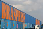 Comércio eletrônico faz transportadora Braspress comprar mais de 200 caminhões Mercedes-Benz